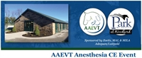 2017 AAEVT - Park Anesthesia CE Event