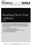 Technical Leaflet Bundle 13: Reaching Out to Your Audience