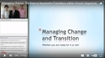 Managing Change: The Keys to Successful Transitions Within Historical Orgs