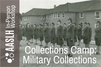 [Workshop] Collections Camp: Military Collections