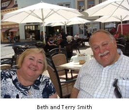 Beth and Terry Smith