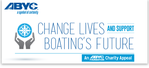 Donate, Boating Safety, Marine Technology Classrooms