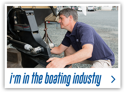 I'm in the boating industry.