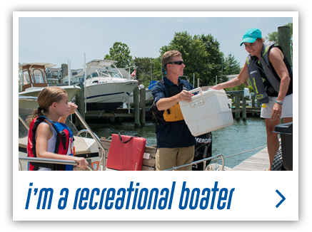 I'm a recreational boater.