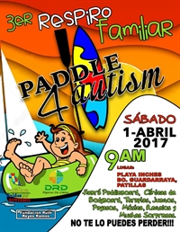 Paddle 4 Autism