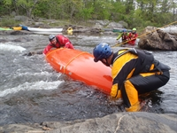 Fall Swiftwater Rescue Training