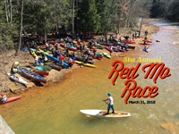 51st Annual Red Moshannon Downriver Race