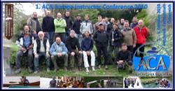 1st ACA Conference in Europe - Austria