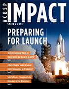 Thumbnail image of an issue of ACBSP Impact