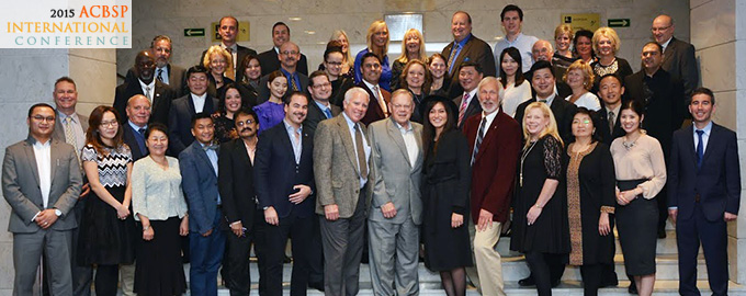 2015 ACBSP International Conference Group Photo