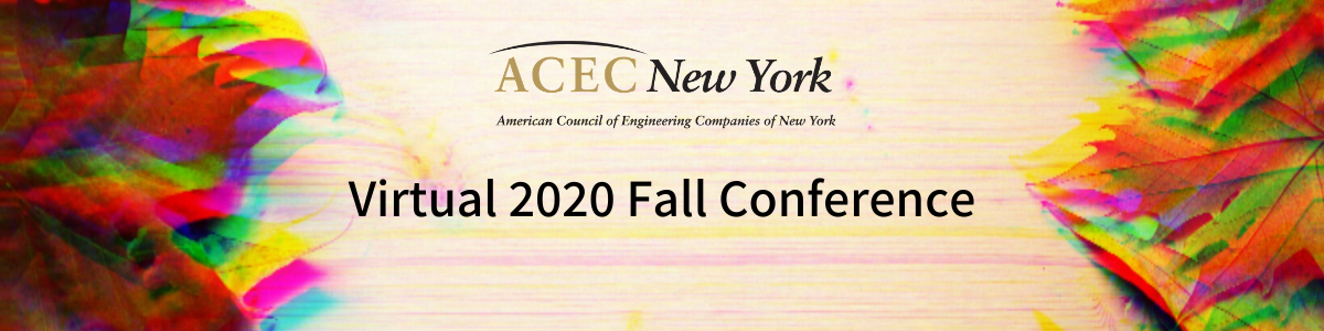 ACEC New York Virtual Fall Conference 2020