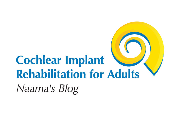 Something is. adult cochlear habilitation implant in