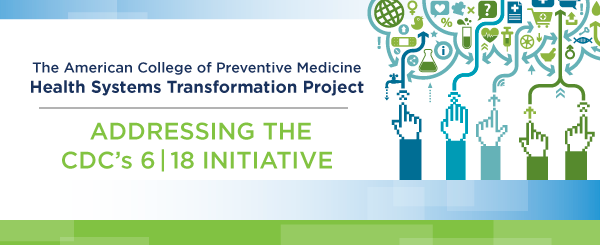 Health Systems Transformation project and logo