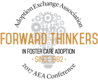 2017 AEA Conference: Forward Thinkers in Foster Care Adoption