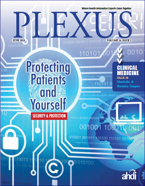June 2018 Plexus cover