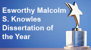 esworthy malcolm s. knowles award
