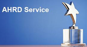 AHRD service award