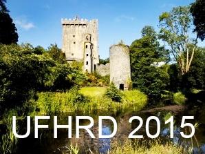 UFHRD 2015 3-5 June 2015