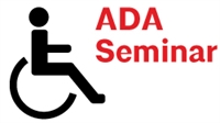 ADA Seminar | The Architecture of Accessible Housing