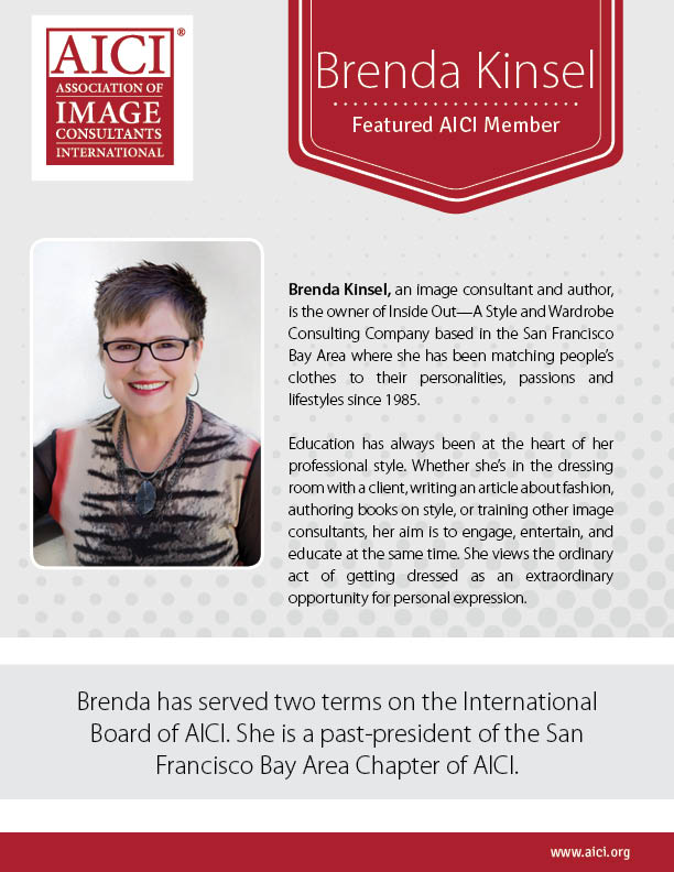 Brenda Kinsel - Featured AICI Member