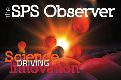 The SPS Observer Fall 2015 Issue
