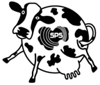 SPS Sperical Cow sticker