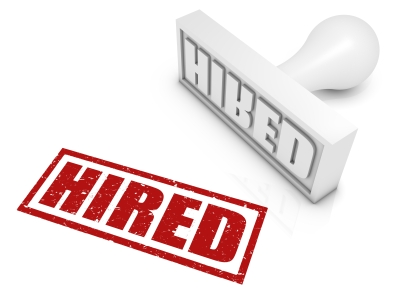 SPS Jobs hired stamp