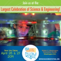 3rd USA Science & Engineering Festival Expo
