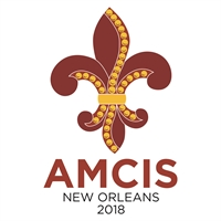 Americas Conference on Information Systems (AMCIS) 2018