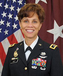 Lieutenant General Nadja Y. West