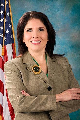 Illinois Lt Gov Evelyn Sanguinetti