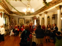 Alumni Christmas & Belmont Mansion Open House