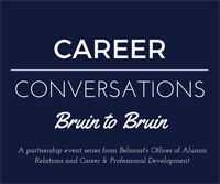 Career Conversations: Bruin to Bruin Networking Event