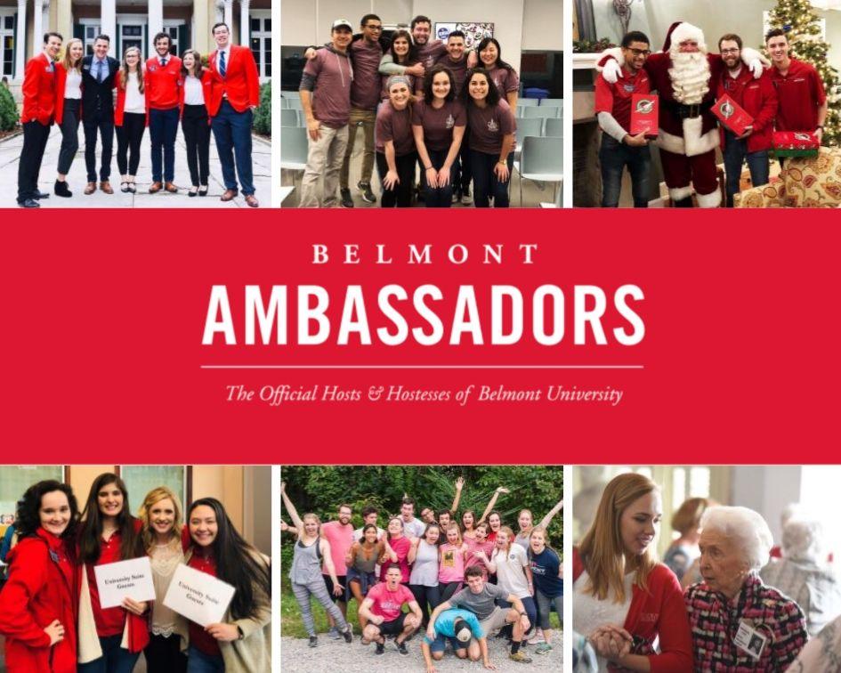 Belmont Academic Calendar 2021-2022 Belmont University