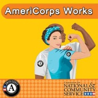 AmeriCorps Week - Happy Hour