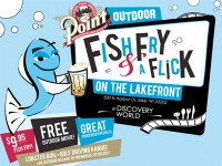 CY MKE Summer Series- Fish Fry and a Flick