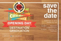 City Year Seattle Opening Day