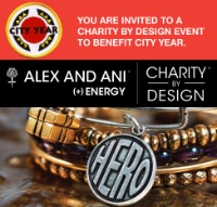 CYRI Alex and Ani a Charity by Design Event
