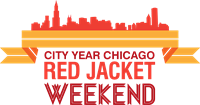 City Year Chicago Red Jacket Weekend