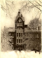 Winter Old Main