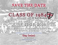 Class of 1984 - 35 Year Reunion
