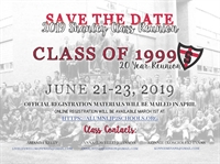 Class of 1999 - 20 Year Reunion