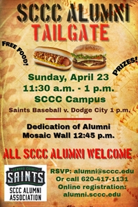 ALUMNI TAILGATE PARTY