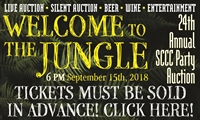 SCCC Foundation Auction - Welcome to the Jungle
