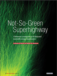 Not So Green Superhighway