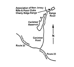 Map to the range