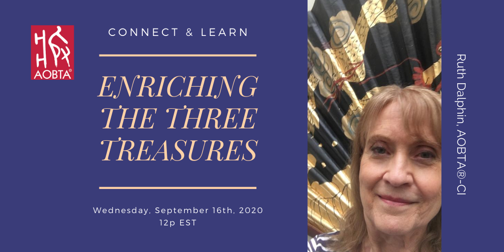 Enriching the Three Treasures Connect & Learn