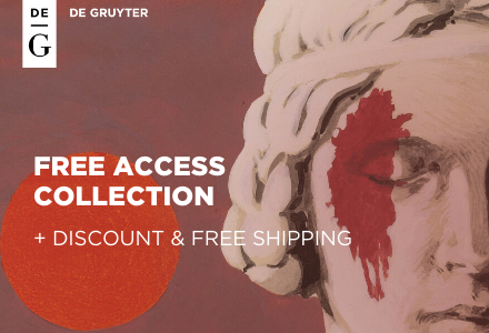 De Gruyter. Free Access Collection + Discount & Free Shipping.