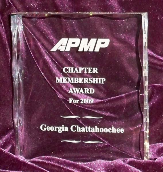Chapter Membership Award