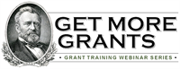 ALLIANCE WEBINAR - Quick-Start Guide to the One-Page Grant Proposal